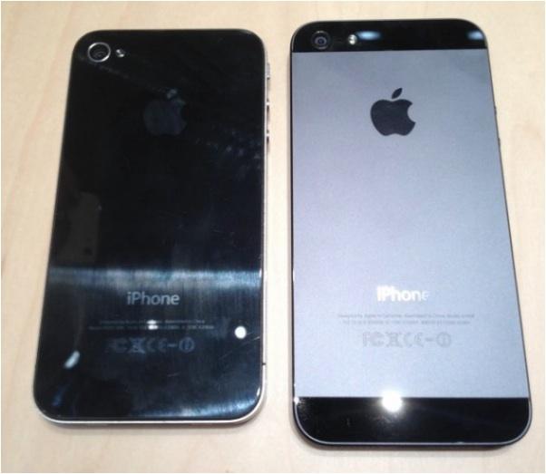 iPhone 5 и 4S