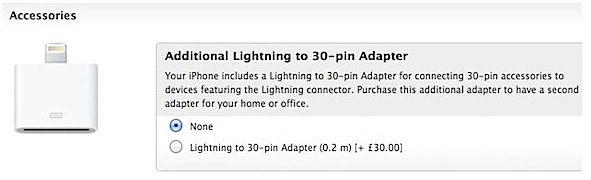 lightning переходник к iPhone