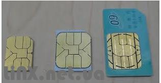 Nano-Sim из Micro SIM