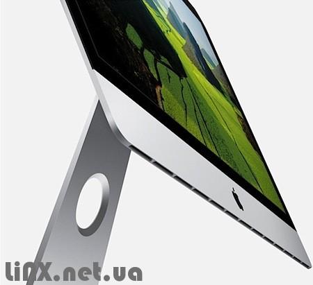Новый невероятно тонкий iMac