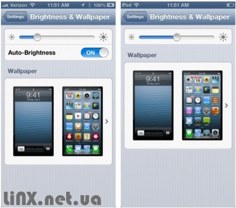 ipod touch нет сенсора освещенности