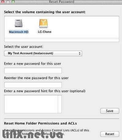 Recovery HDD утилита сброса пароля