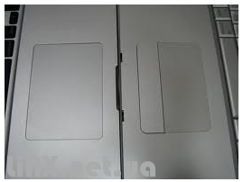 Сравнение старого и нового трека пада в MacBook Pro