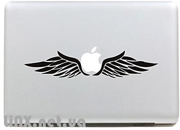 "Наклейка на Mac ""Крылья Ангела"""