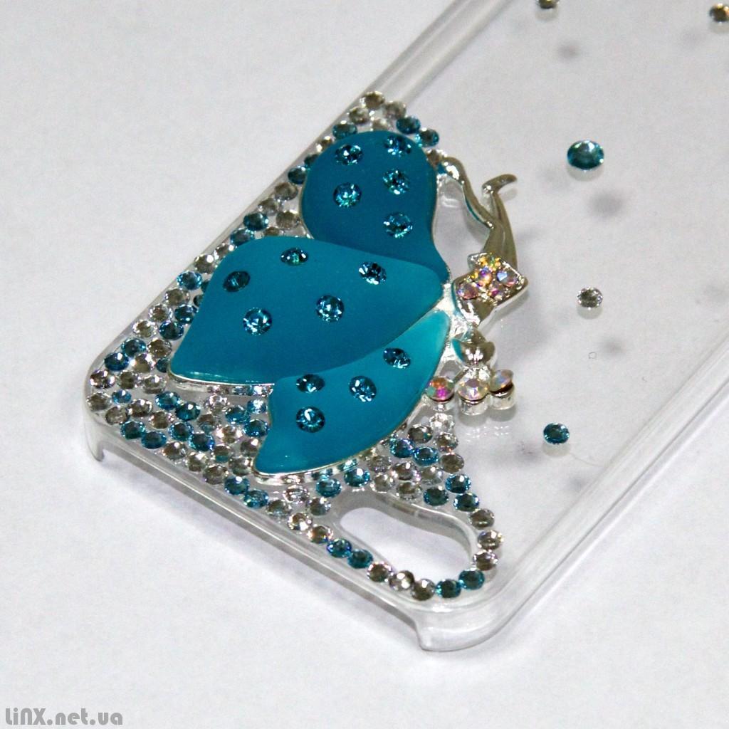 Чехол для iPhone 5 - бабочка