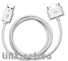 iPhone 4, 4S USB кабель