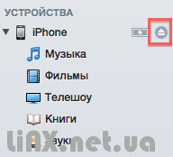 Изъят iPhone