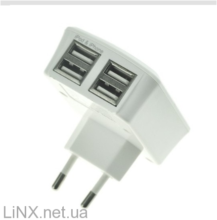 Китайская зарядка для iPhone