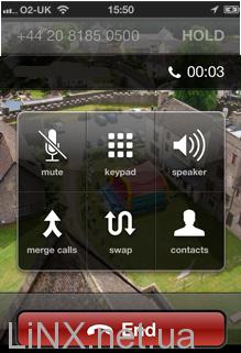 iPadio запись разговора