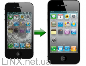 iPhone замена стекла