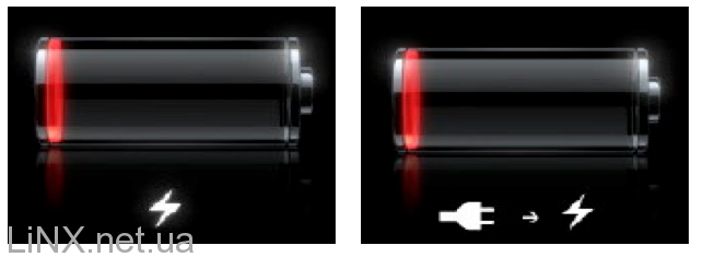 Заряд iPhone