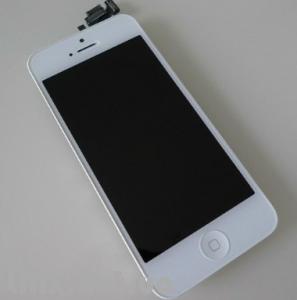 iPhone 5 стекло белое