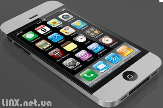 iPhone 5S дизайн