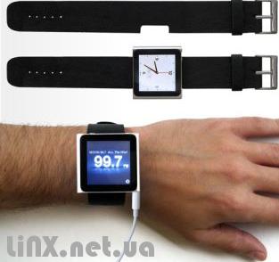iPod nano часы