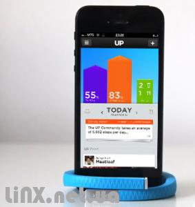 Jawbone up 2 с iPhone