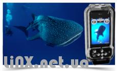 Подводный компьютер iphone - камера