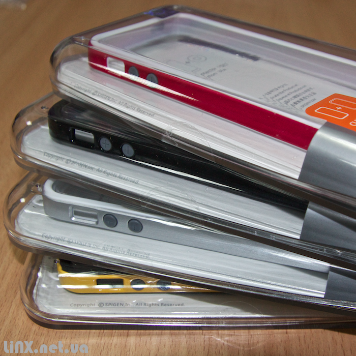 Spigen SGP Neo Hybrid EX Vivid для iPhone 5