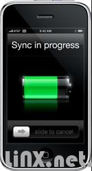 iPhone синхрониазция