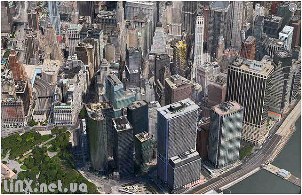 Apple Maps 3D модели