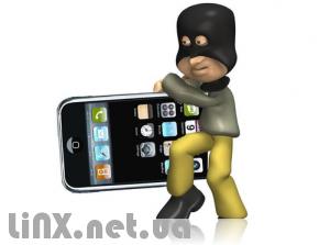 Кража iPhone