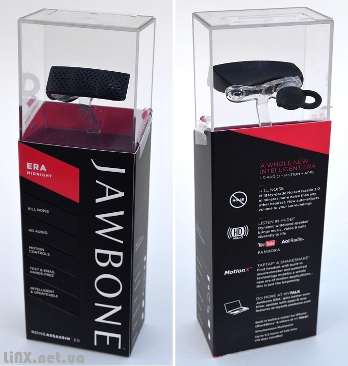 jawbone Era упаковка