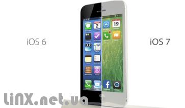 iOS 6 и iOS 7
