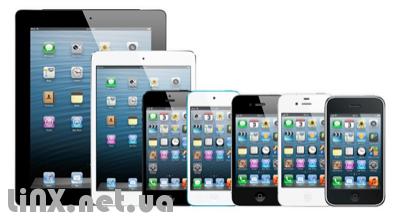iPad mini и четрые телефона