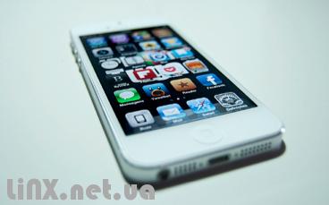 iPhone с программами