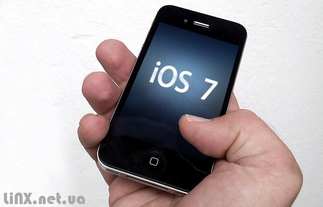iOS 7 на iPhone